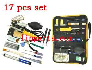 17-in-1 60W Soldering iron kit set